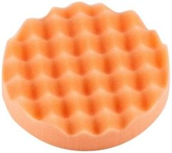 "Optimum Hyper Orange Pad 3.25"" (82.5mm)"