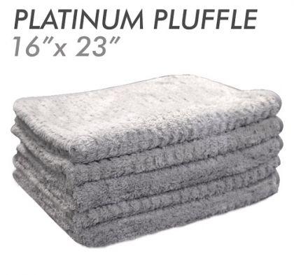 3x Platinum Pluffle Premium Detailing 61 х 41см