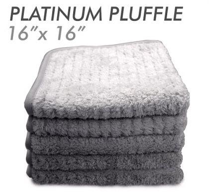 3х Platinum Pluffle Premium Detailing 41 х 41см