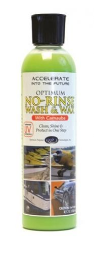 Optimum No Rinse Wash & Wax 236ml